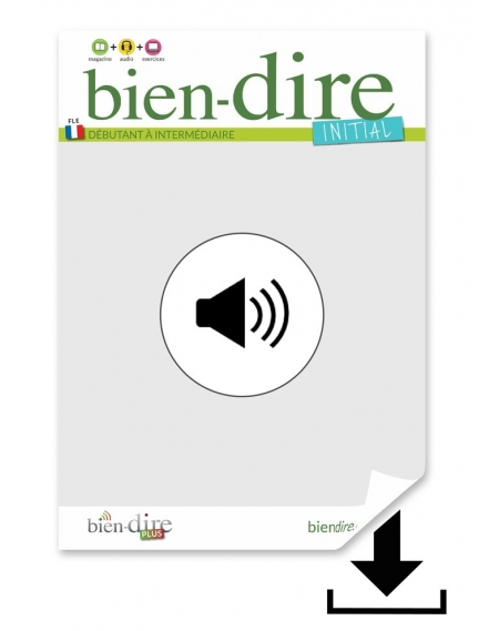 Audio telechargeable BDI10