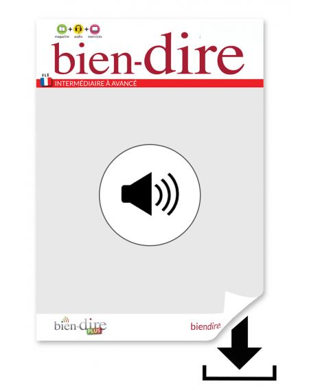 Audio telechargeable BD122