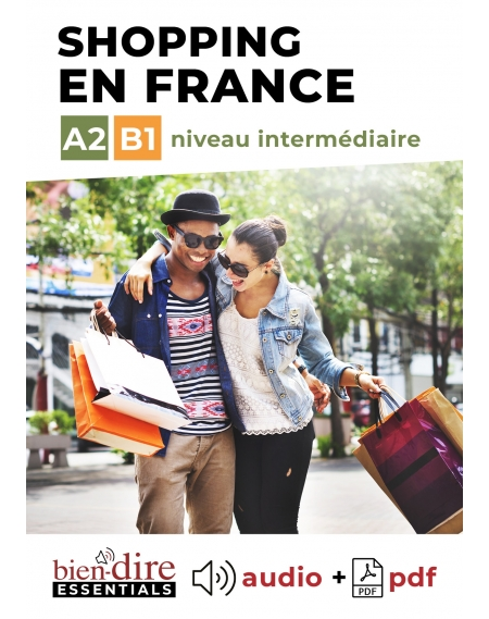 Shopping en France - Downloadable