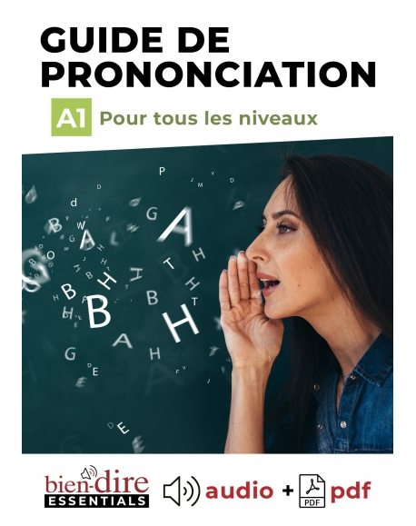 Guide de prononciation - Téléchargeable