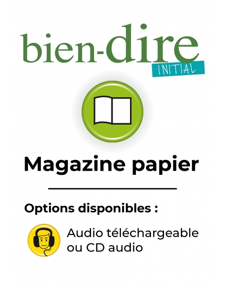 Bien-dire Initial subscriptino