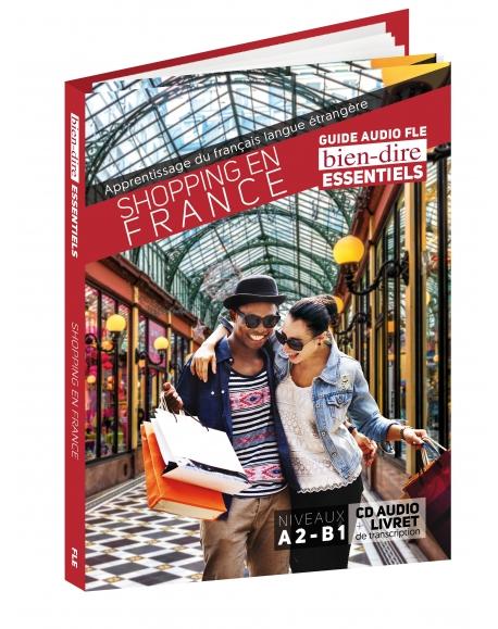 Shopping en France