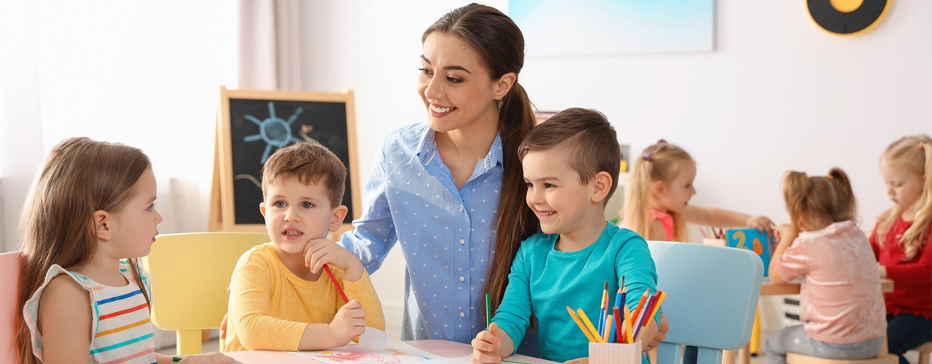 Les petits Français à l'école dès trois ans / B1-B2