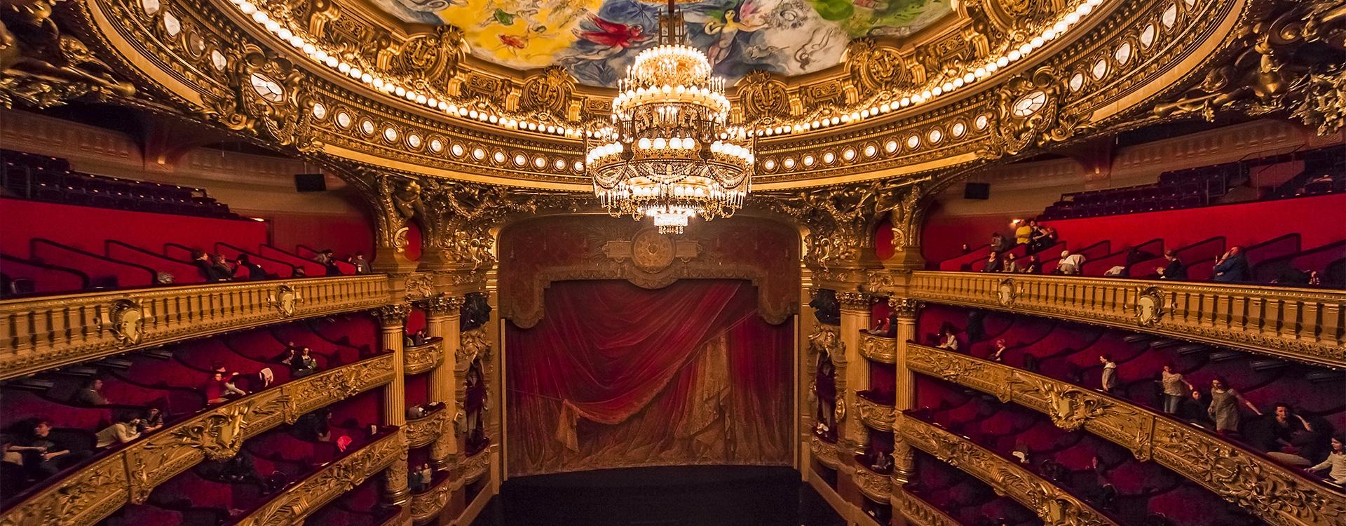 Quand l'opéra réunit des enfants de la francophonie ! / B2-C1