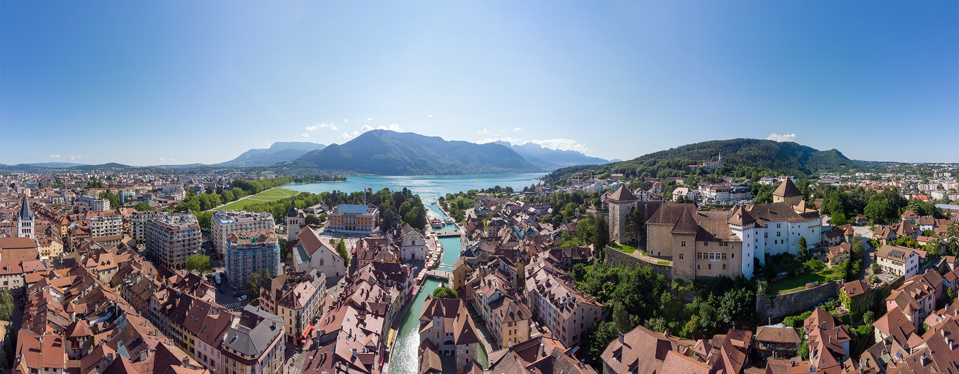 Annecy, ville la plus agréable à vivre de France (A2-B1)