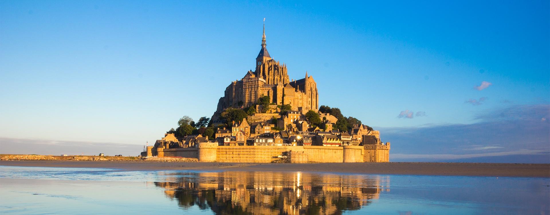 Les plus beaux endroits à visiter en France comme endormis / A2-B1