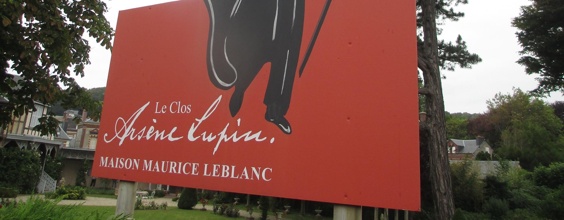 Le Clos Lupin, maison d'écrivain
