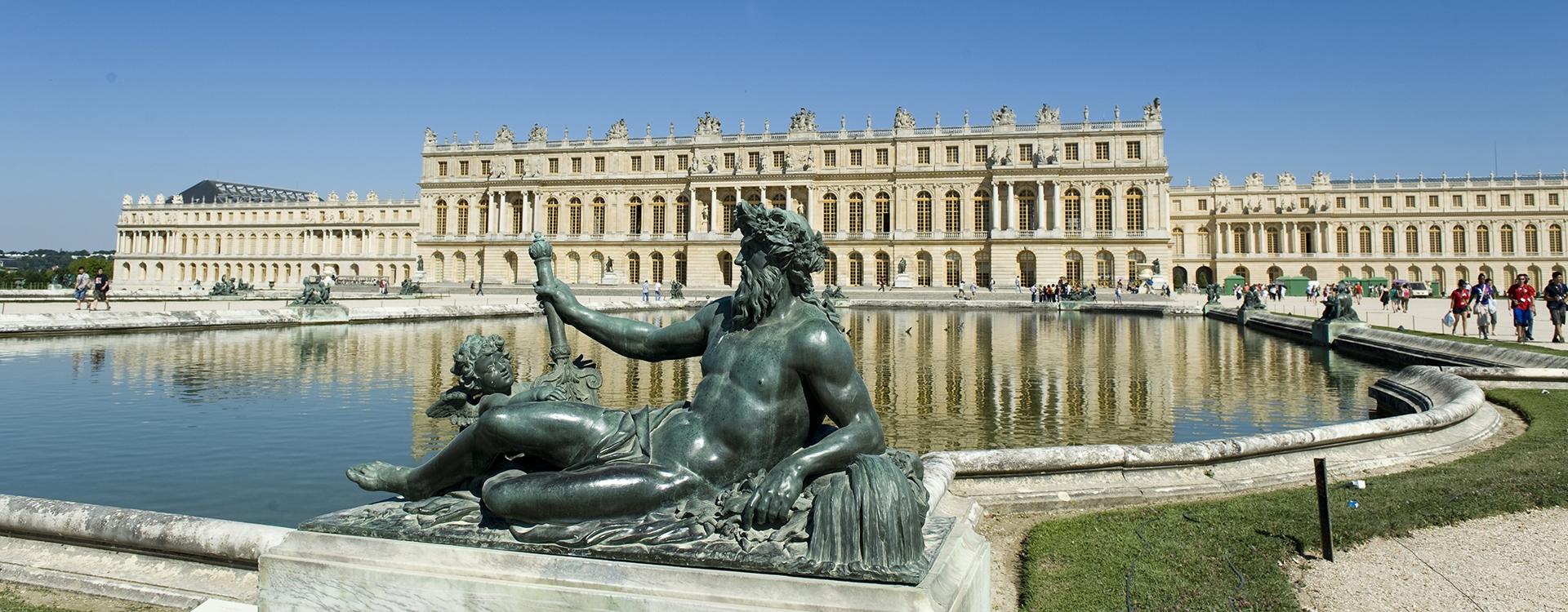 Versailles, c'est royal !