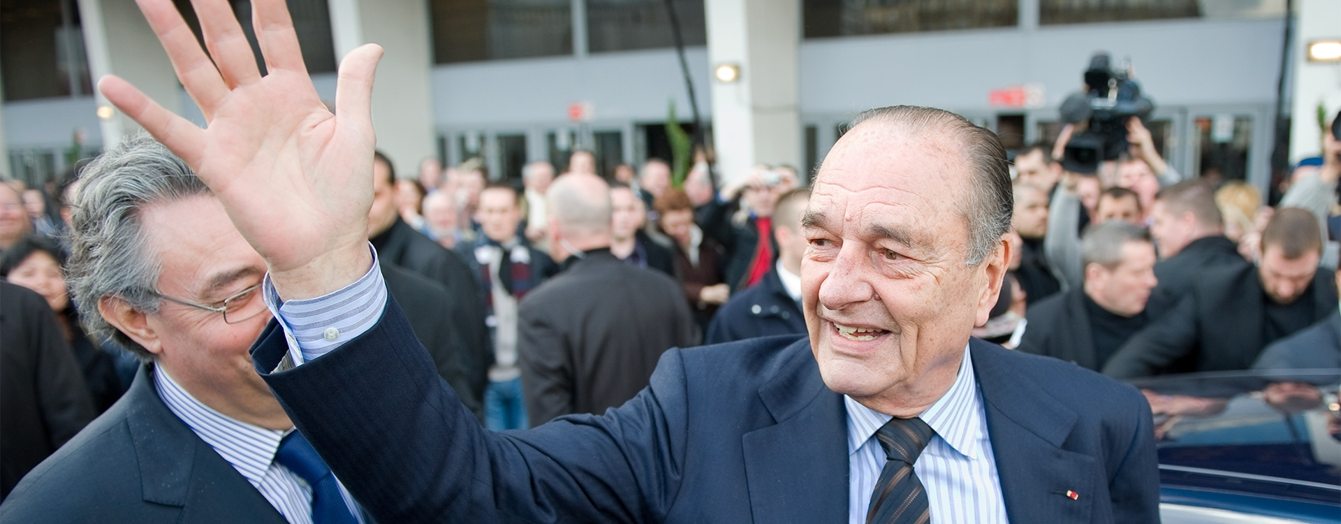 Jacques Chirac (1932-2019) / A2-B1