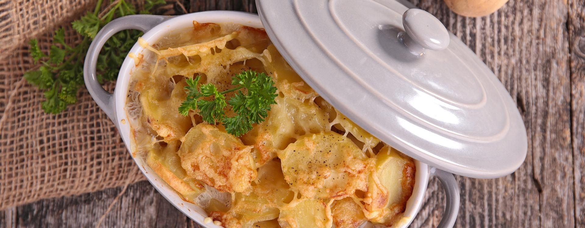 La cuisine gastronomique d'automne / A2-B1
