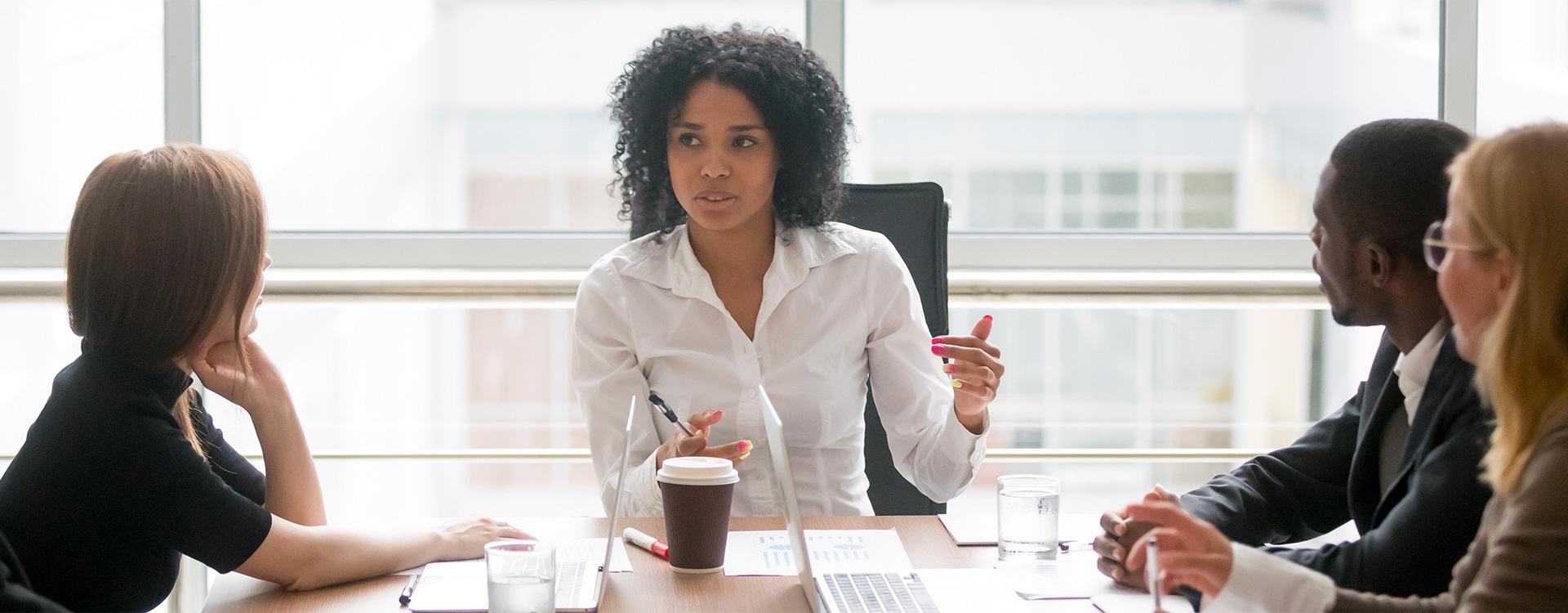 Quelle place pour les femmes dans les entreprises françaises ? / C1-C2