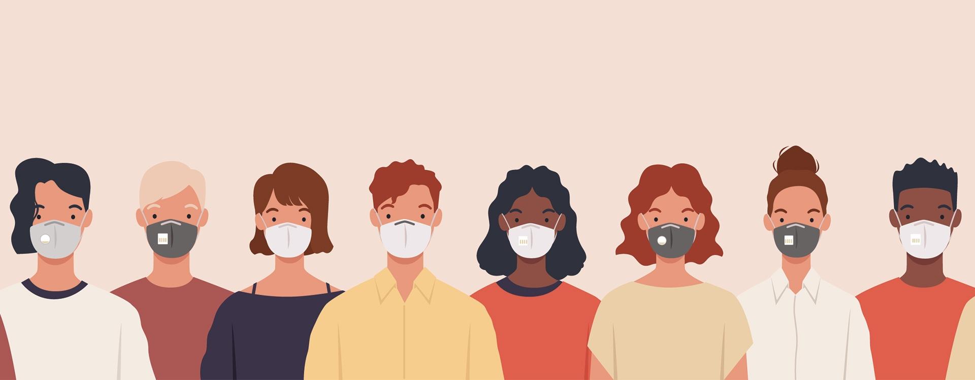 L'indispensable masque / C1-C2