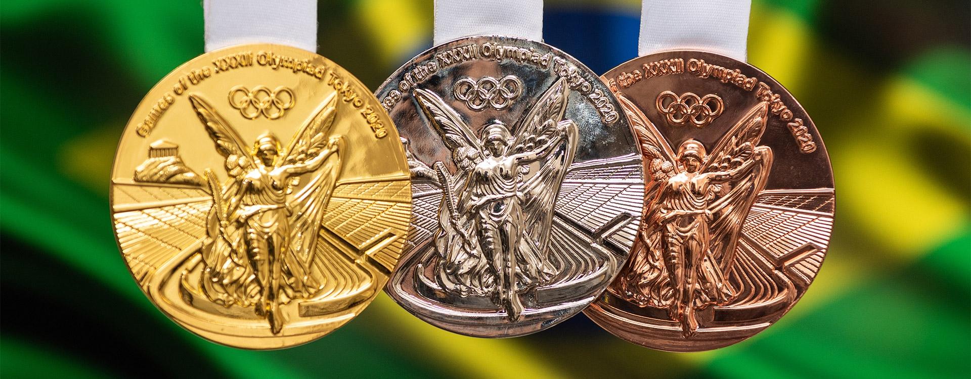 Premières médailles françaises aux JO 2021 (B1-B2)