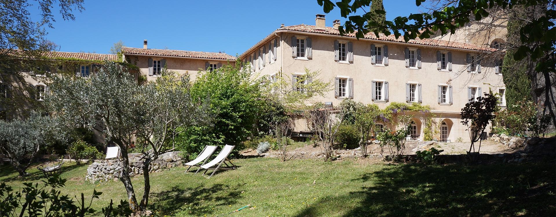 La Haute-Provence, entre Alpes et Provence / C1-C2