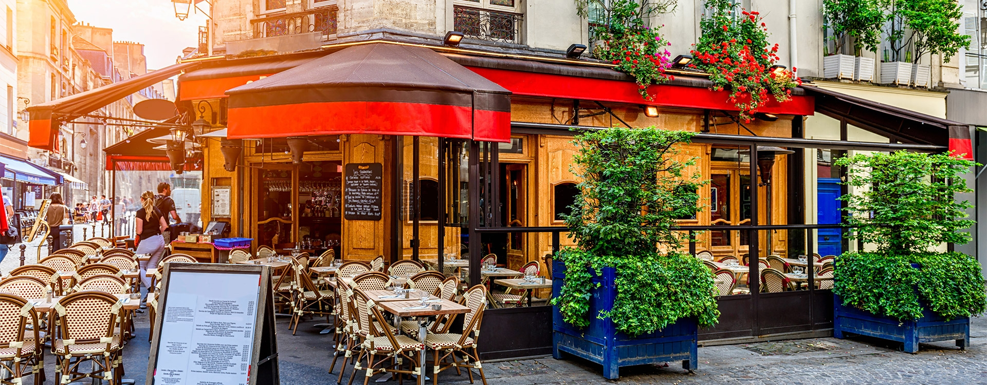 Nouveau restaurant insolite / C1-C2