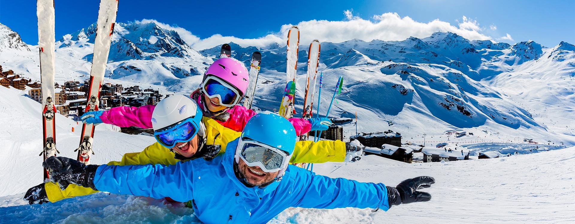 Dans une station de ski / A2