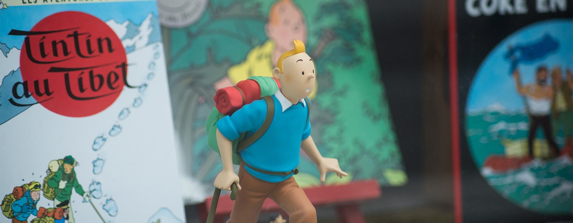 Une journée mondiale pour Tintin ? / B1-B2