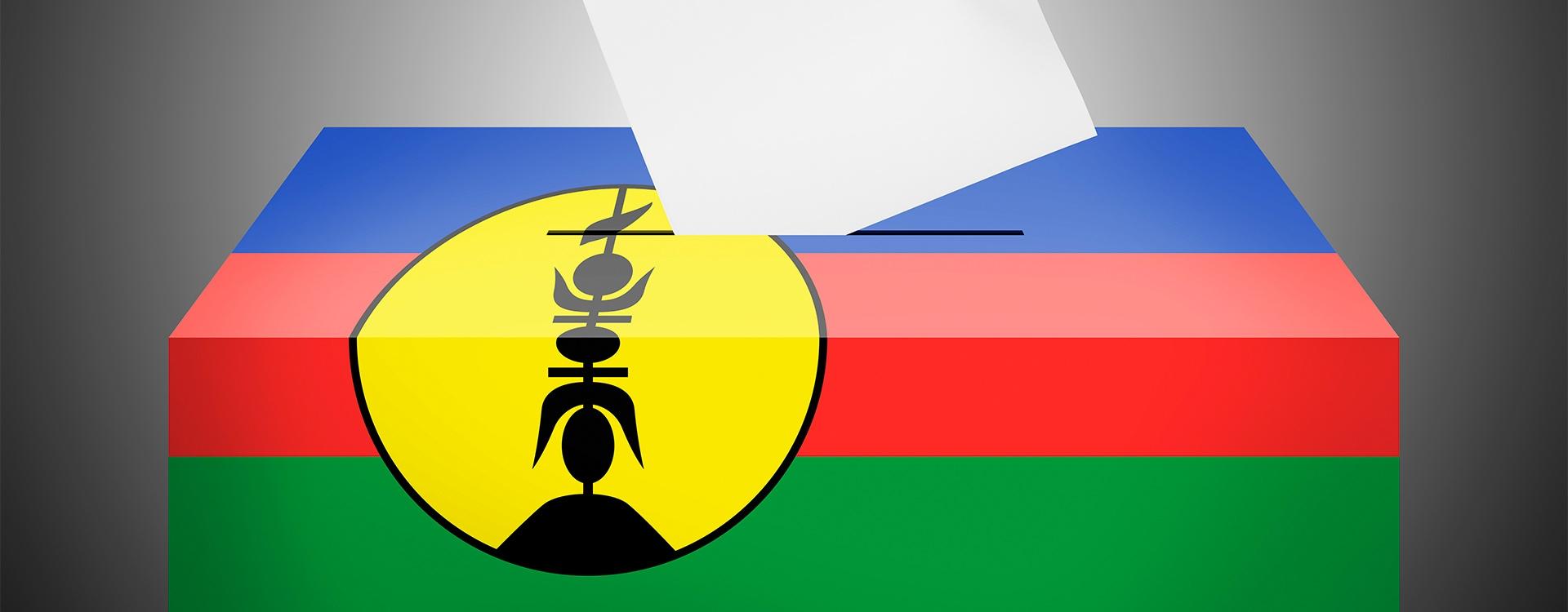 Nouveau référendum en Nouvelle-Calédonie / A2-B1